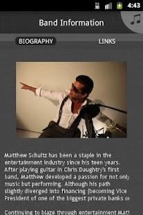 Matthew Schultz - screenshot thumbnail