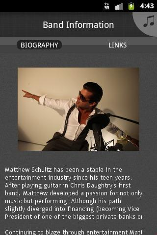 Matthew Schultz - screenshot