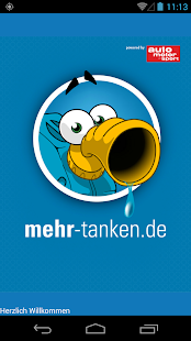 mehr-tanken - screenshot thumbnail