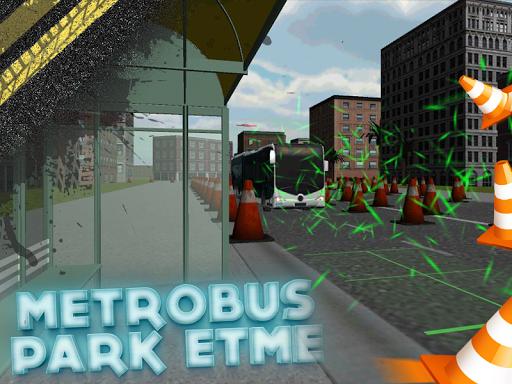 玩免費模擬APP|下載新城巴士停車場3D app不用錢|硬是要APP
