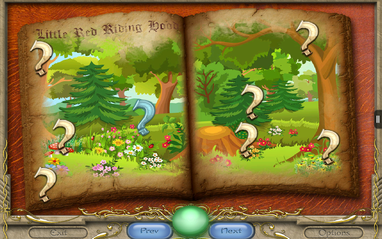 FlipPix Art - Fairy Tales- screenshot
