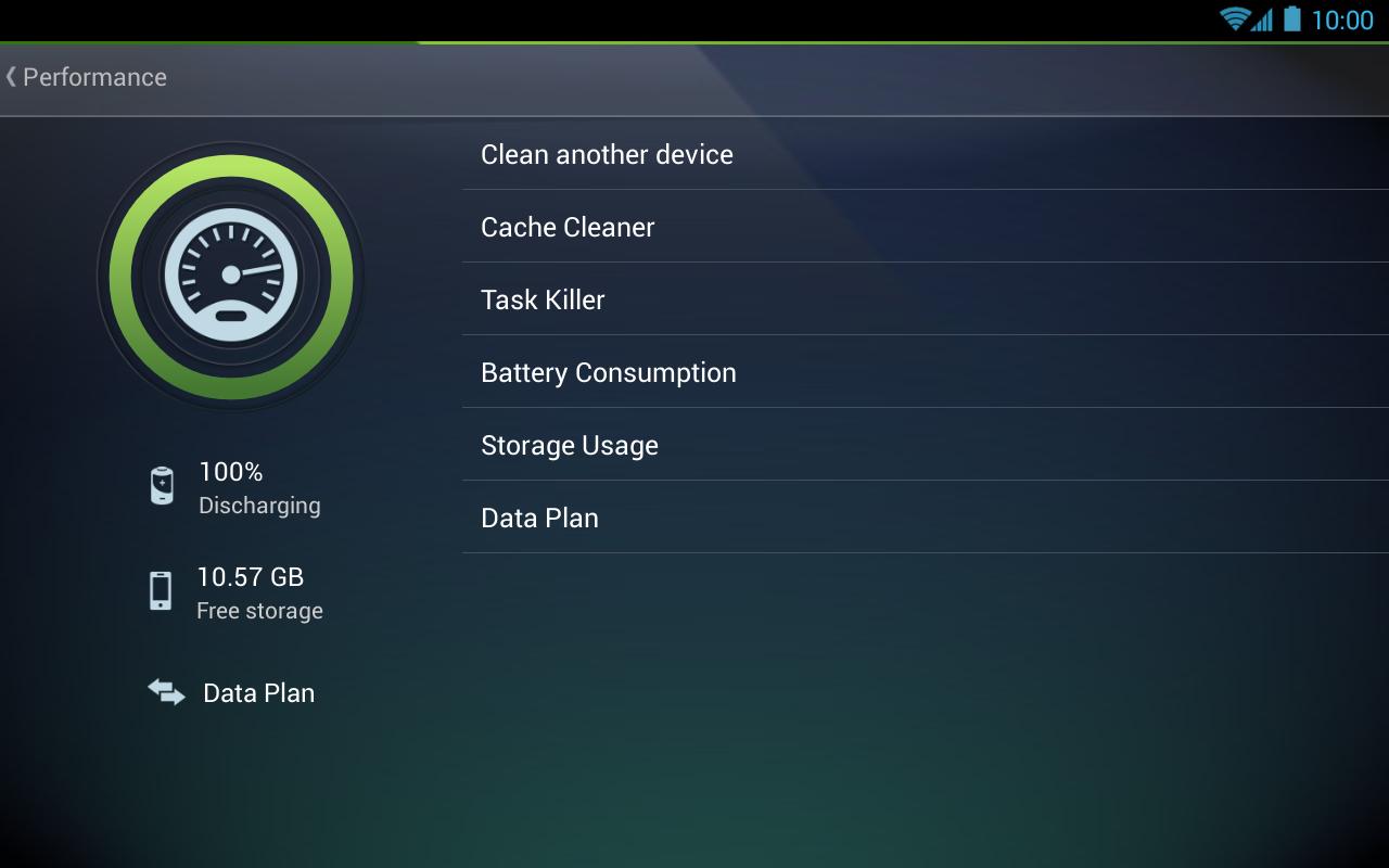 Tablet AntiVirus Security PRO - screenshot