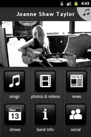 Joanne Shaw Taylor - screenshot