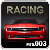 Racing Go Launcher theme