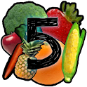 5 A Day icon