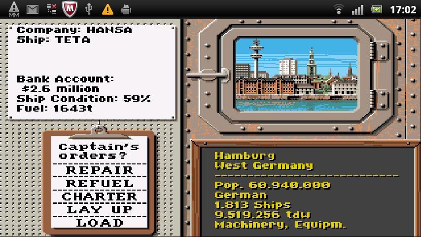 Ports Of Call Classic screenshot #3