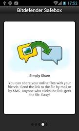 Bitdefender Safebox Screenshot 2