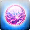 Atomic Slash icon