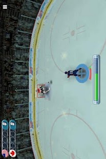 Hockey Nations: Shoot-out- screenshot thumbnail