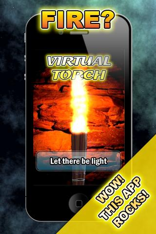 Virtual Torch - screenshot