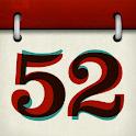 52 by 52 logo