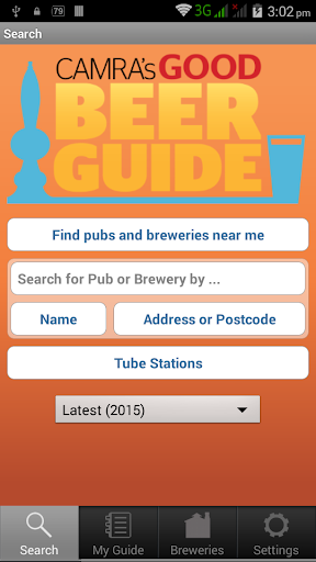 CAMRA Good Beer Guide