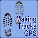 Making Tracks GPS icon