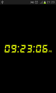 Digital Clock- screenshot thumbnail