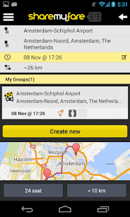 ShareMyFare- screenshot thumbnail