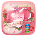 Love Story GO Launcher Theme icon