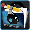 Audio Note Player icon