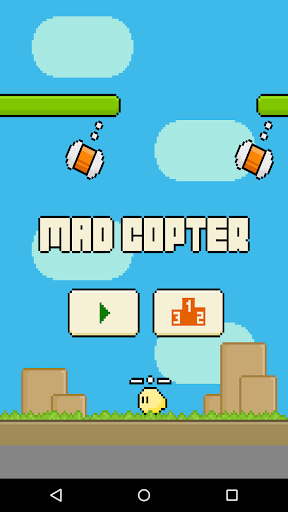 Mad Copter