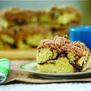 Extra Crumb Coffee Cake.