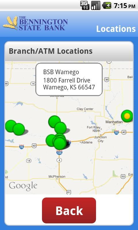 BSB Mobile - screenshot