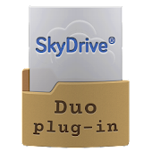DuoFM Plugin for SkyDrive