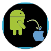 Android Peeing Apple LWP