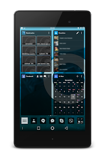APW Theme 192C Black - screenshot thumbnail