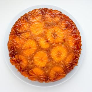 Orange Upside Down Cake.