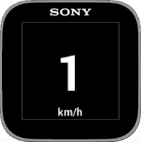 Screenshot of SmartWatch Speed