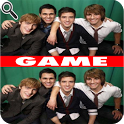 Big Time Rush-Difference Game icon