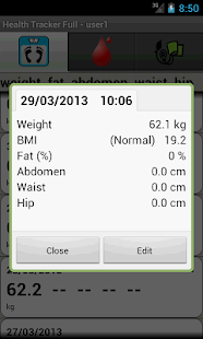 Health-Tracker- screenshot thumbnail