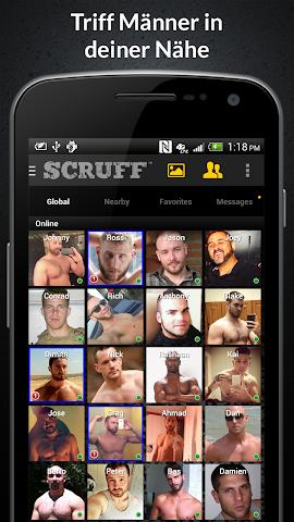 Screenshot 1 SCRUFF