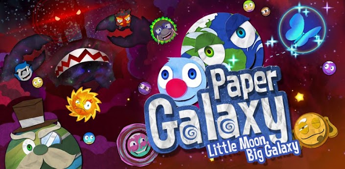 Paper Galaxy apk