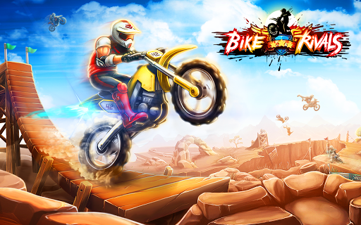 Bike Rivals 1.5.2 Screenshots 1