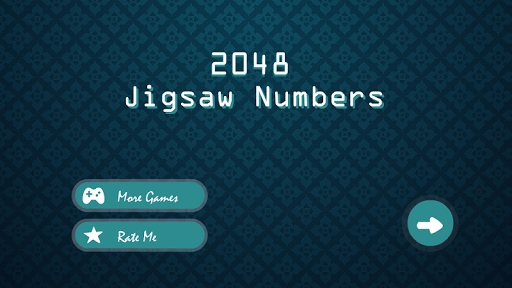 2048 jigsaw numbers