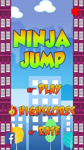 Ninja Jump - Climbing Ninja