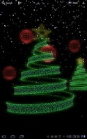 Screenshot of Holiday Lights Live Wallpaper