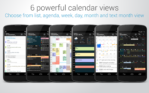 DigiCal+ Calendar Screenshot 31
