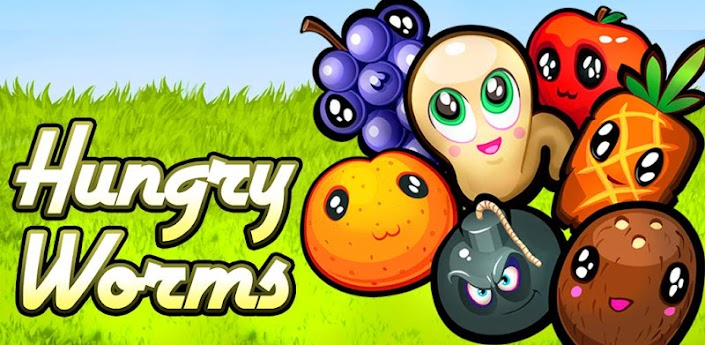 Hungry Worms apk