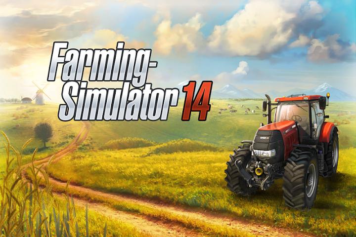 Farming Simulator 14 Android App Screenshot