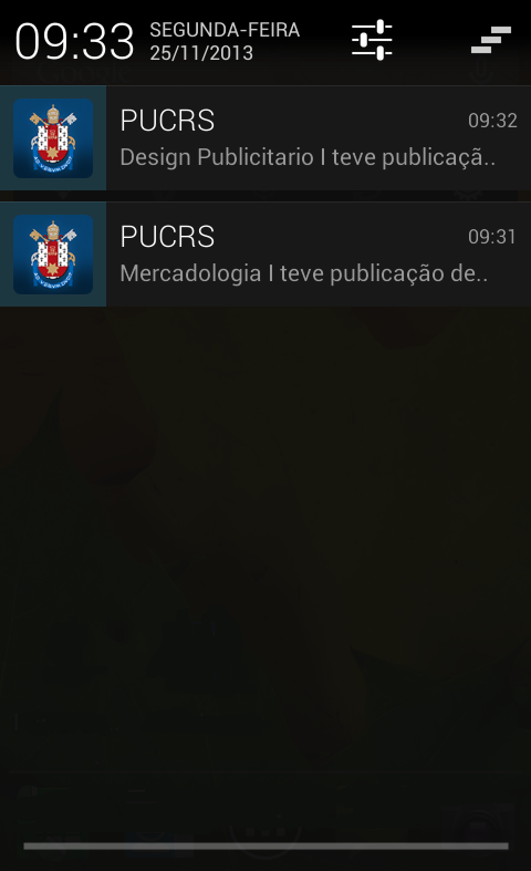 PUCRS- screenshot