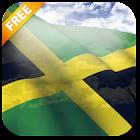 3D Jamaica Flag Live Wallpaper icon