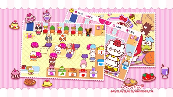 Hello Kitty Cafe Seasons- screenshot thumbnail
