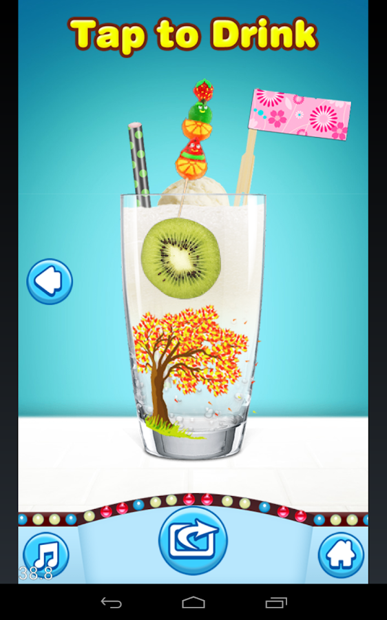 Maker - Ice Cream Soda! - screenshot