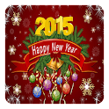 New Year 2015 Live Wallpaper icon