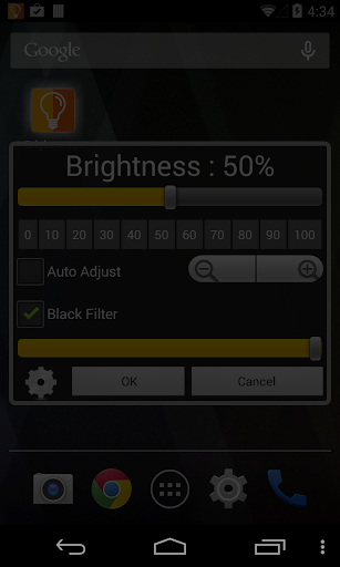 Brightness Slider Free 5.2 Windows u7528 2