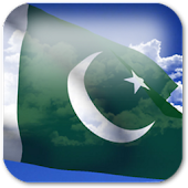 3D Pakistan Flag LWP +
