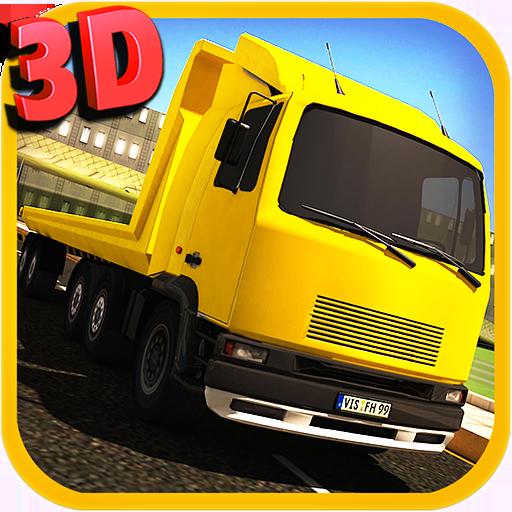 重型卡车拖车运输 模擬 App LOGO-APP開箱王