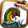 Free Draw Fairy Monsters APK for Windows 8