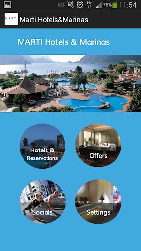 Marti Hotels Marinas